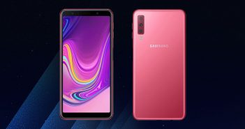 Samsung Galaxy A7 (2018) to Launch on September 25 in India