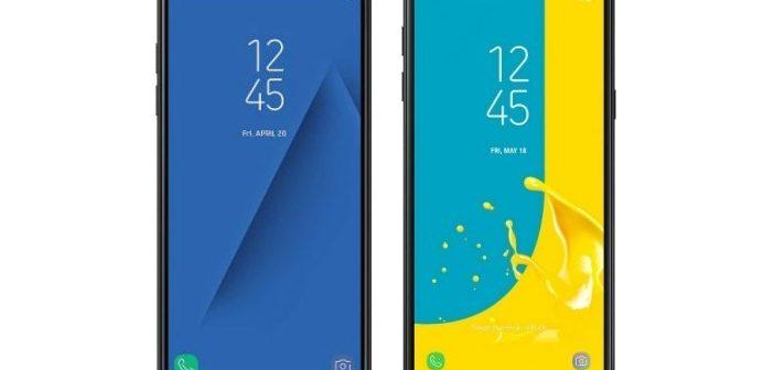 Samsung Galaxy J4 Plus, Galaxy J6 Plus Launch Date Revealed