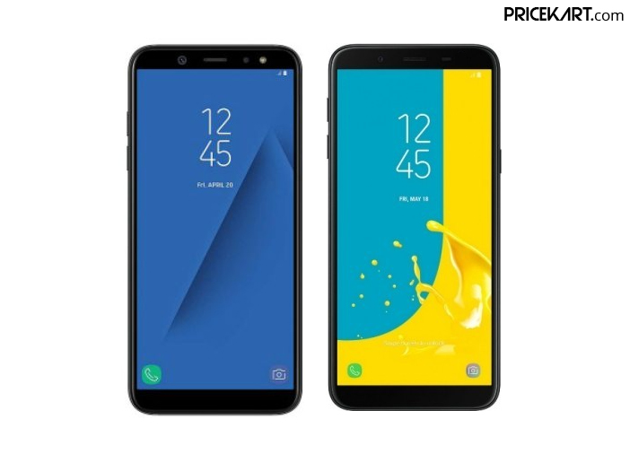 Samsung Galaxy J4 Plus, Galaxy J6 Plus Launch Date Revealed