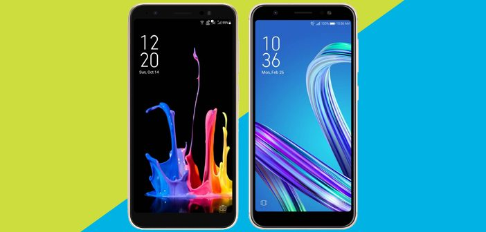 Asus Zenfone Lite L1 & Zenfone Max M1 Sale to Start on Oct 24