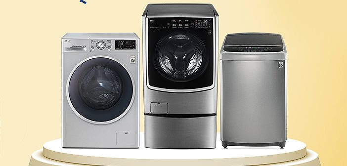 Different Types of Washing Machine Features You Should Consider