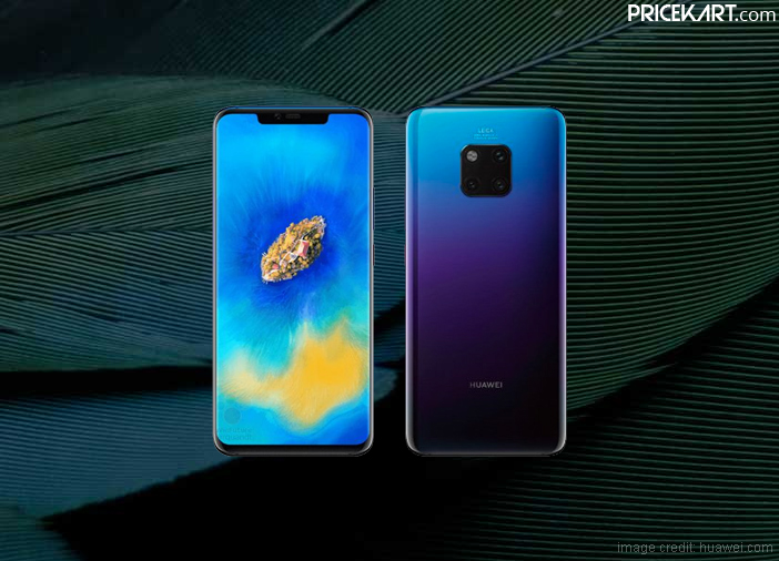 Huawei Mate 20 X Specs Take On Nintendo Switch