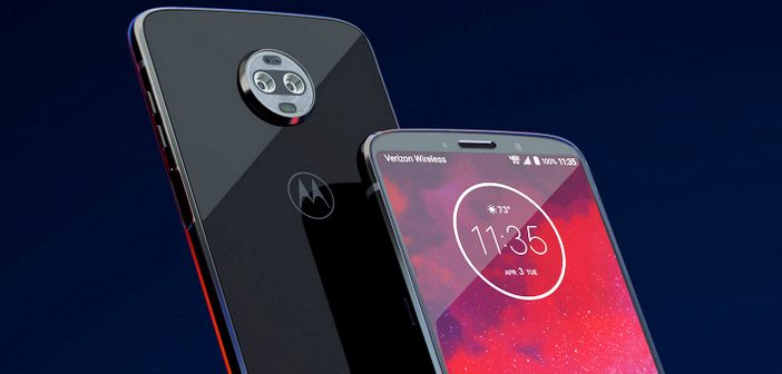 Rumoured Moto Z4 to Come With Snapdragon 8150 & 5G Moto Mod