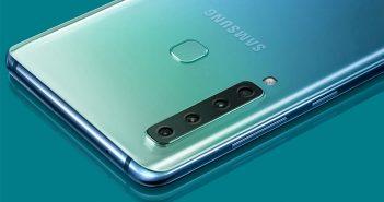 New Samsung Galaxy A9 (2018) Video Shows Four Rear Cameras