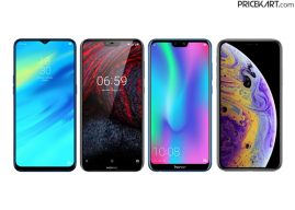 Top 10 Mobiles in India