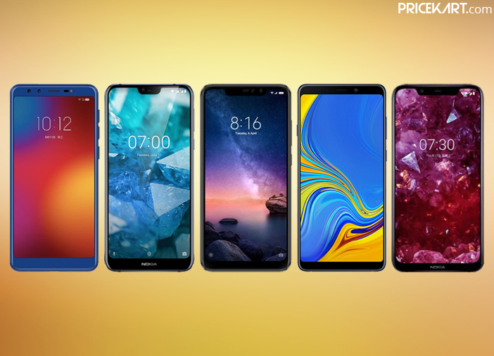 Top 5 Upcoming Smartphones in India Expected To Launch in November 2018