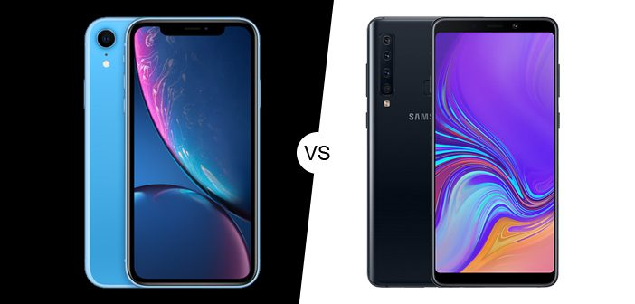 Apple iPhone XR Vs Samsung Galaxy A9: Which Premium Affordable Smartphone Steals the Limelight?