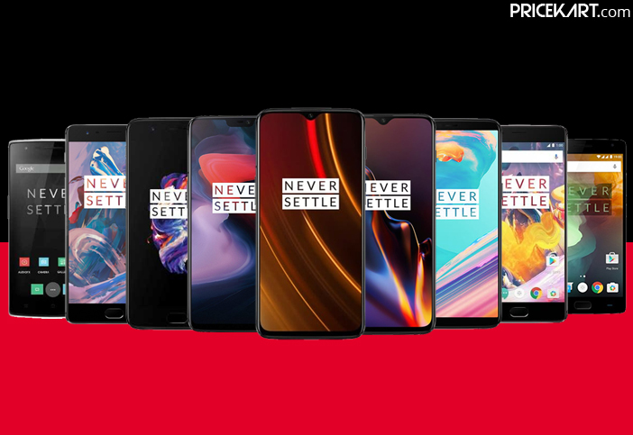 Journey of OnePlus Smartphones to the Flagship Killer Status