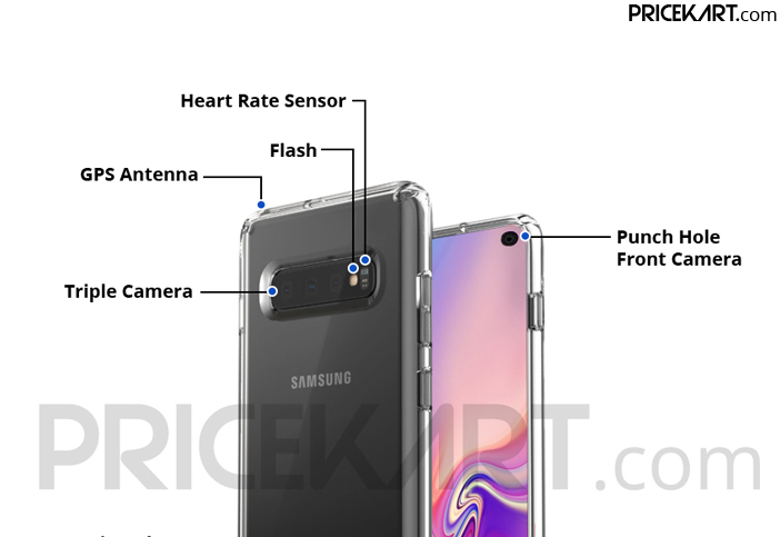Exclusive Samsung Galaxy S10 Line-up Images Appear Online