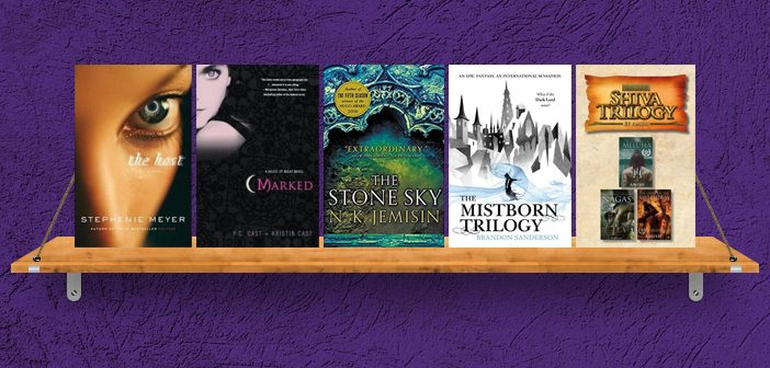 Loved Harry Potter & Twilight? Then You'll Adore These 5 Fantasy Series Books