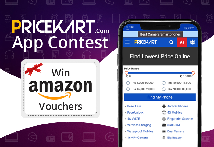 Pricekart App Contest