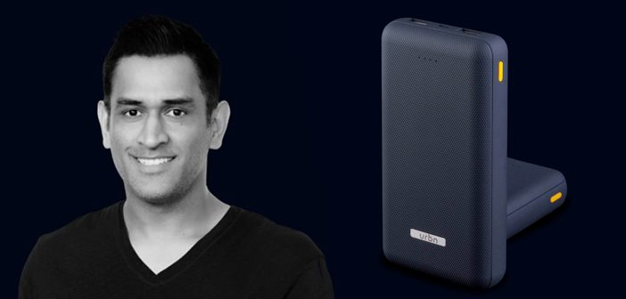 URBN X Power Banks by MS Dhoni Launched in India