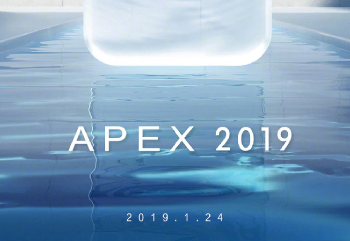 Exclusive First Look of the Vivo APEX 2019 Shows Bezel-Less Display