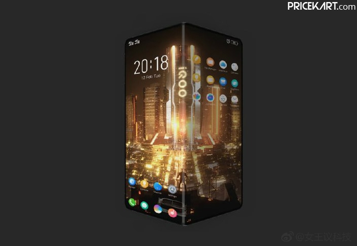 Vivo IQOO Foldable Smartphone Official Images Appear Online