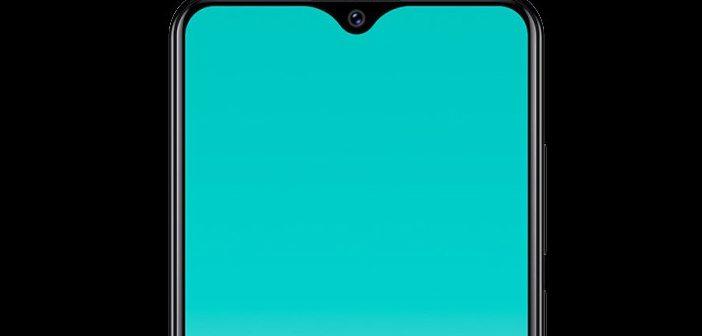 Vivo U1 Appears Online with Waterdrop Notch Display