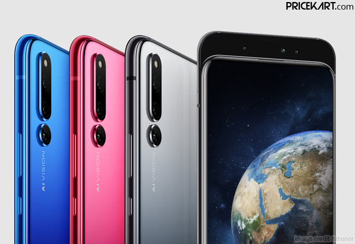 Honor Magic 2 3D Launched with Structured Light 3D Camera