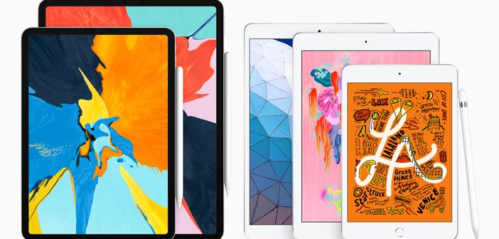 Apple iPad Air & iPad Mini Launched with Apple Pencil Support