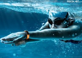 Best Waterproof Fitness Bands in India That You Can Wear in the Pool
