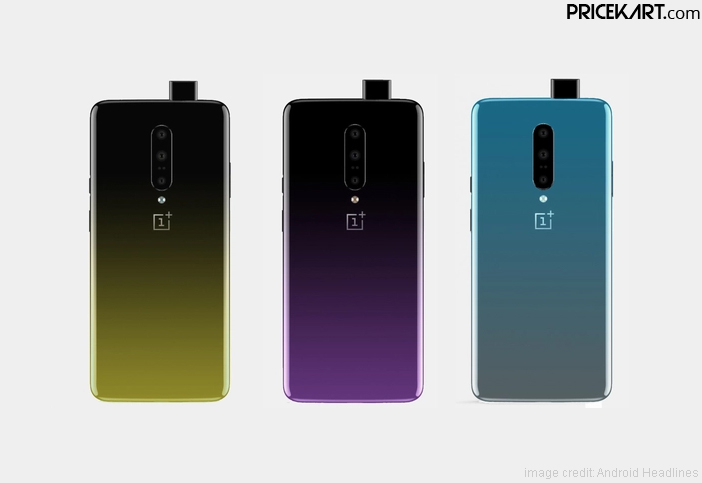 Concept Video Reveals How the OnePlus 7 Smartphone Might Look Like