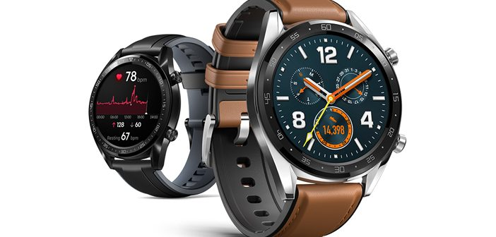 Huawei Watch GT Confirmed to Launch in India on March 12
