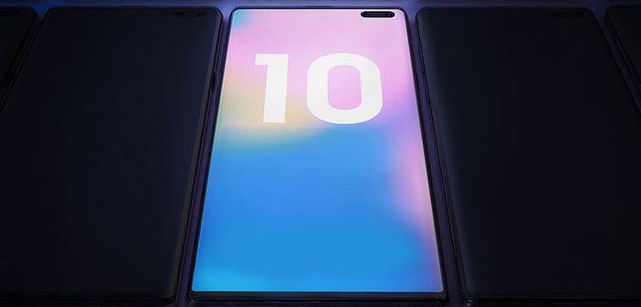 Stunning 3D Concept Renders Flaunt Samsung Galaxy Note 10 Design