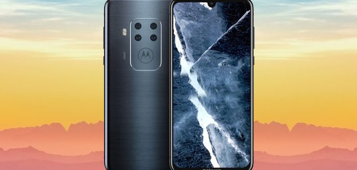 A New Motorola Quadruple Camera Smartphone Appears Online
