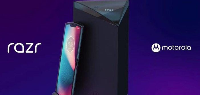 Official Images of Moto Razr 2019 Appear Online, Here's what to Expect
