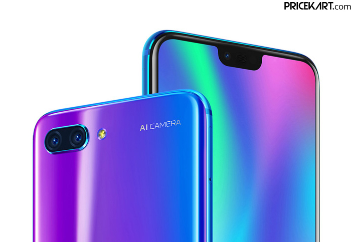 Specifications of the Honor 20 & Honor 20 Pro Emerge Online
