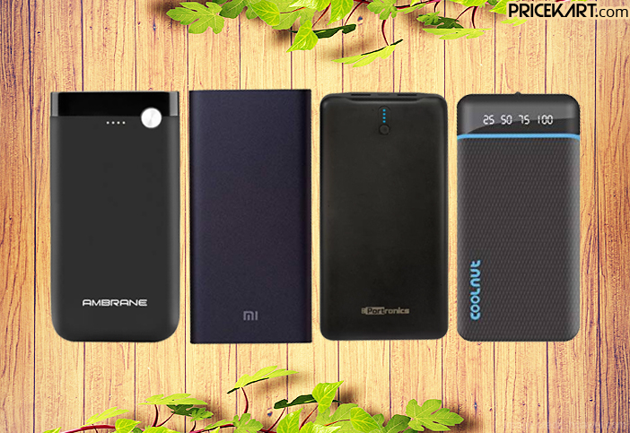 Top 5 Fast Charging Power Banks That You Can Pick in India
