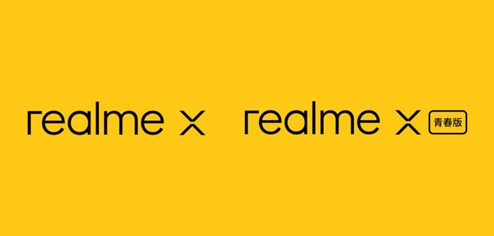 Realme X & Realme X Youth Edition to Make Their Debut on May 15