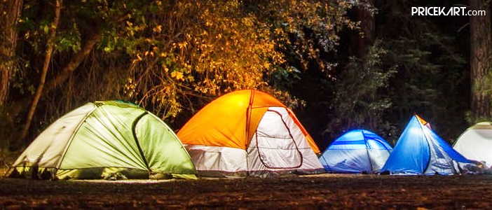 9 best camping tents available in India