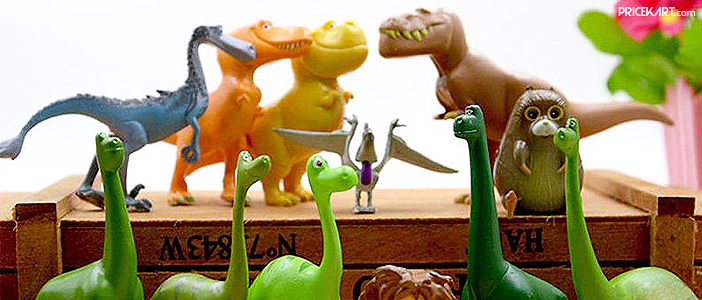 7 Best Selling Dinosaur Toys To Buy in India