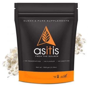 AS-IT-IS Nutrition Whey Protein Concentrate 80% Unflavoured