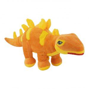 Babyjoys Soft Cartoon Cuddly Large Dinosaur Plush Toy for Kids