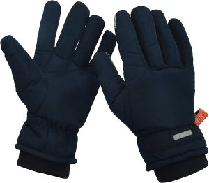 HIVER Waterproof Teslon Gloves with Touchscreen