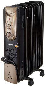 Havells OFR - 9Fin 2400-Watt PTC Fan Heater