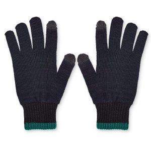 Kosha Men's Merino Wool Touch Enabled Gloves