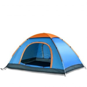 Right Choice Polyester Picnic Hiking Camping Portable Dome Tent with bag