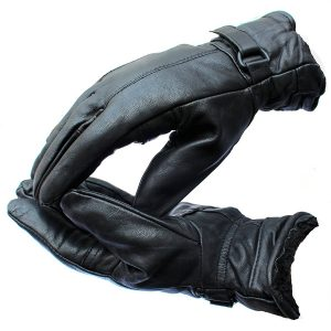 SDS Leather Winter Riding Gloves