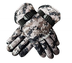 SIYAA Men's Military Gloves for Shooting and Riding For Boys And Men