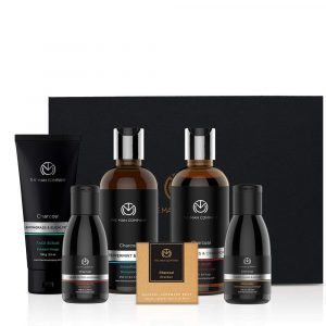 Charcoal Grooming Kit By The Man Company