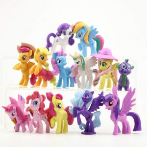 Little Rainbow Pony-Unicorn Horse Toys