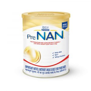 Nestlé Pre NAN® Low Birth Weight Infant Milk Formula