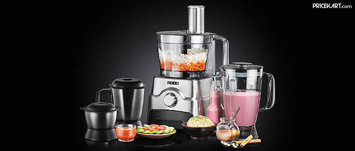 Top 9 Food Processors to Buy in India