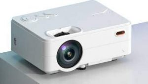 BOFUN™ LS-112 Full HD 1080p 2500 Lumen Portable Projector (WHITE)