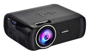 Everycom X7 (1080 p Support) LED Projector