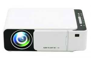 M D T5 Portable High Definition 1080p Projector